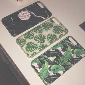 iPhone 7 Plus / 8 Plus Case Bundle (3)